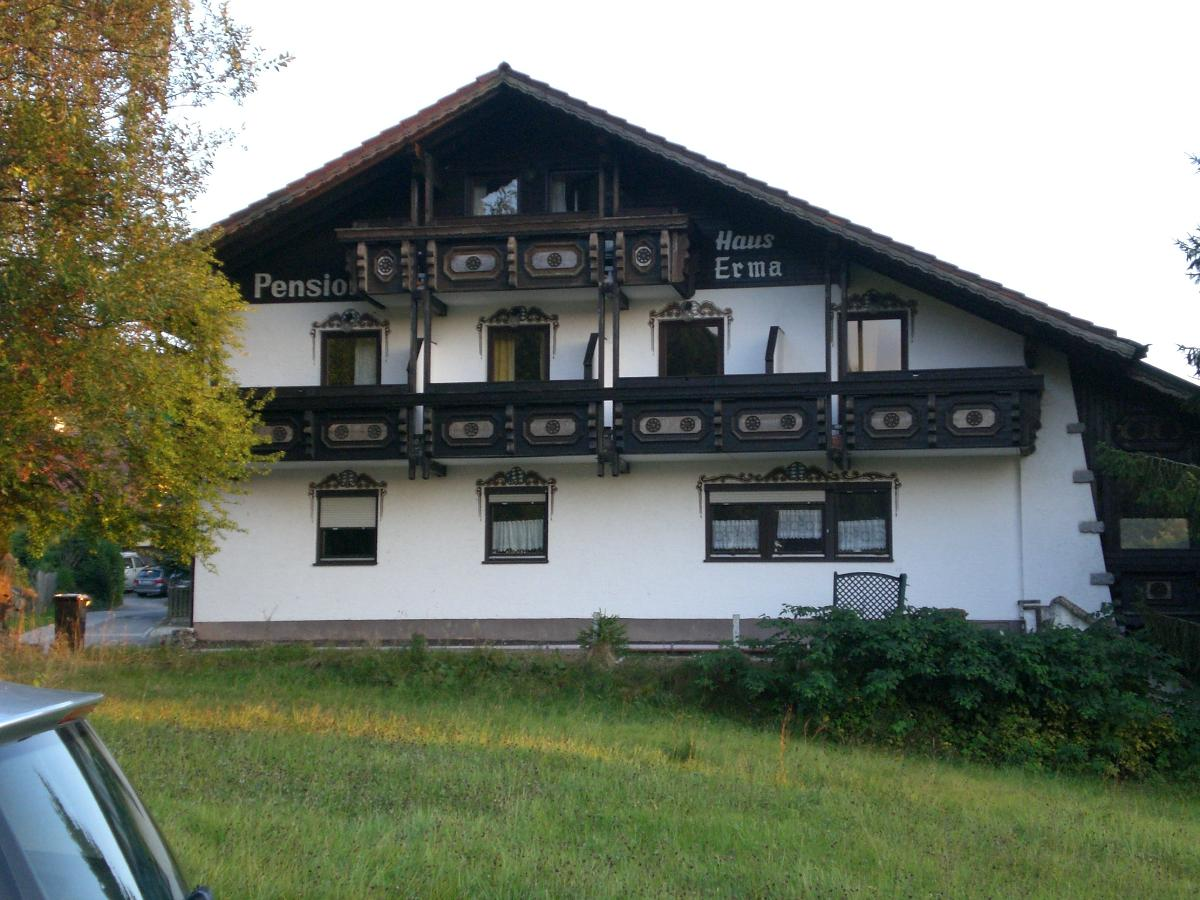 Pension Haus Erma in Bodenmais