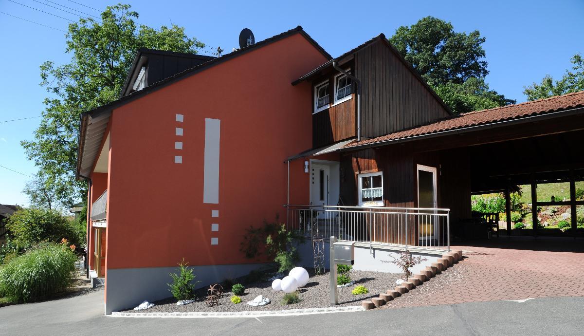 Ferienwohnung Böhmer in Bad Staffelstein OT Wiesen
