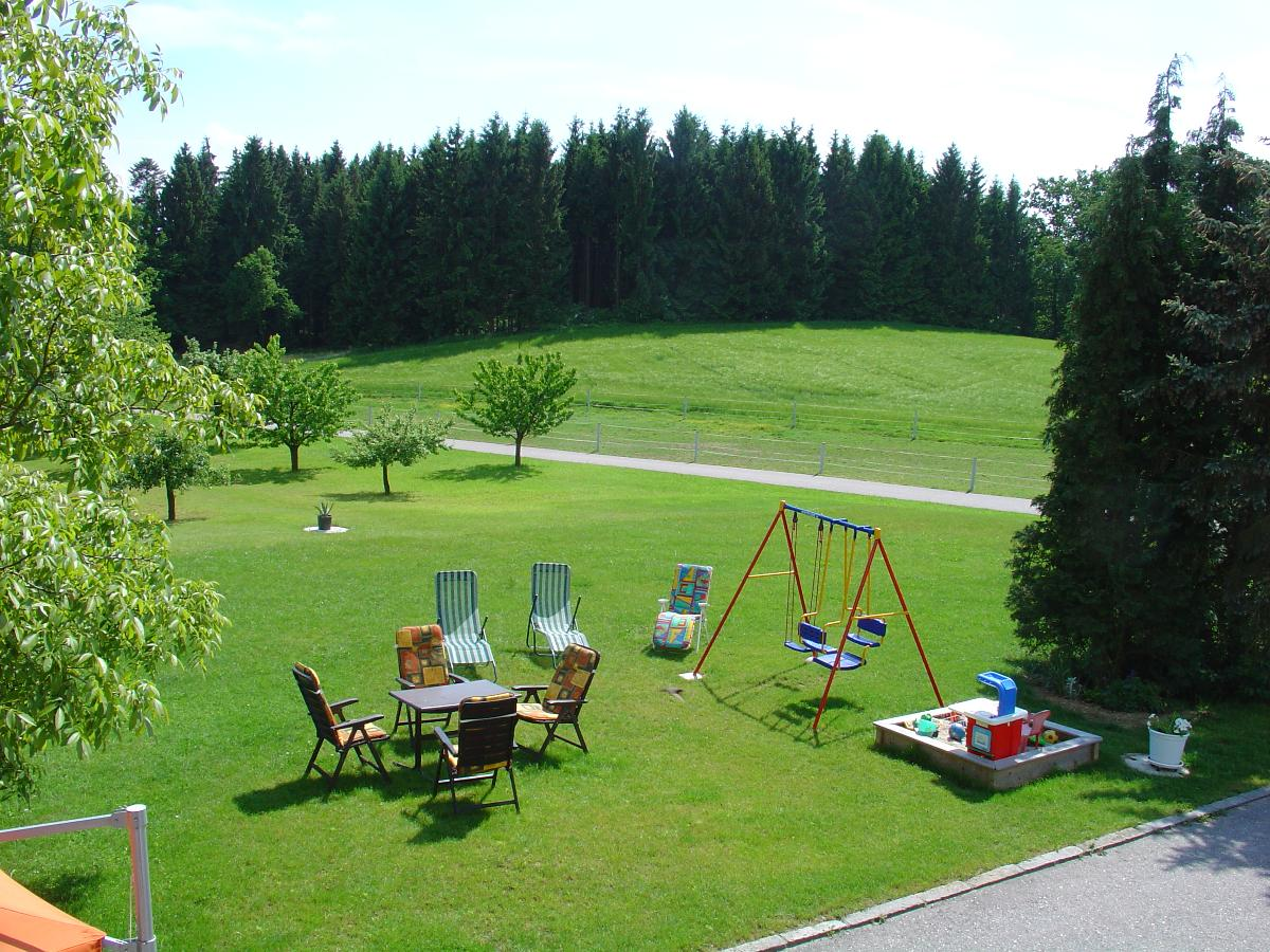 Reiterhof Hexental in Bogen