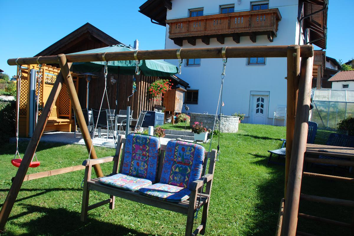 Ferienwohnung Christina in Mauth