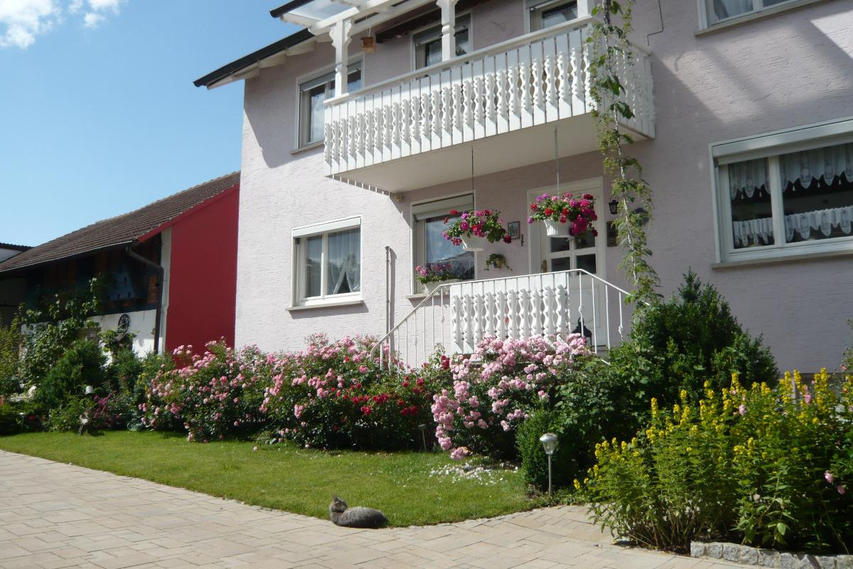 Gästehaus Marianne in Ebensfeld