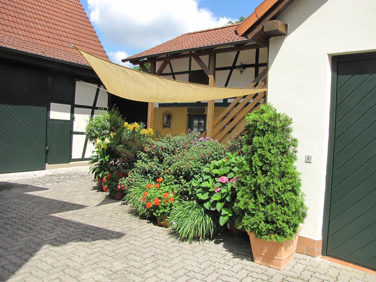 Ferienwohnung am Obermain in Bad Staffelstein OT Wolfsdorf