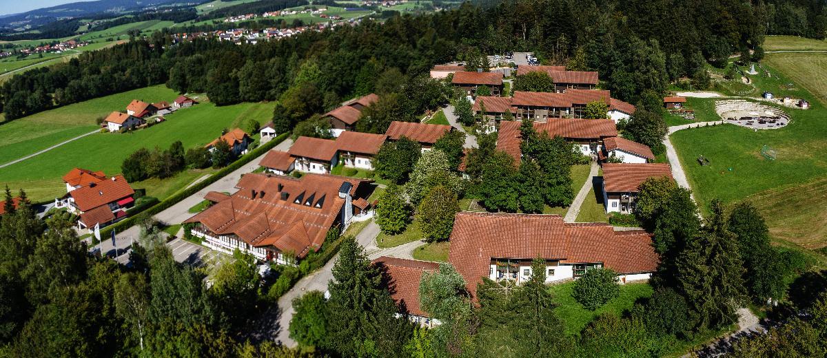 Hotelresort Reutmühle   in Waldkirchen