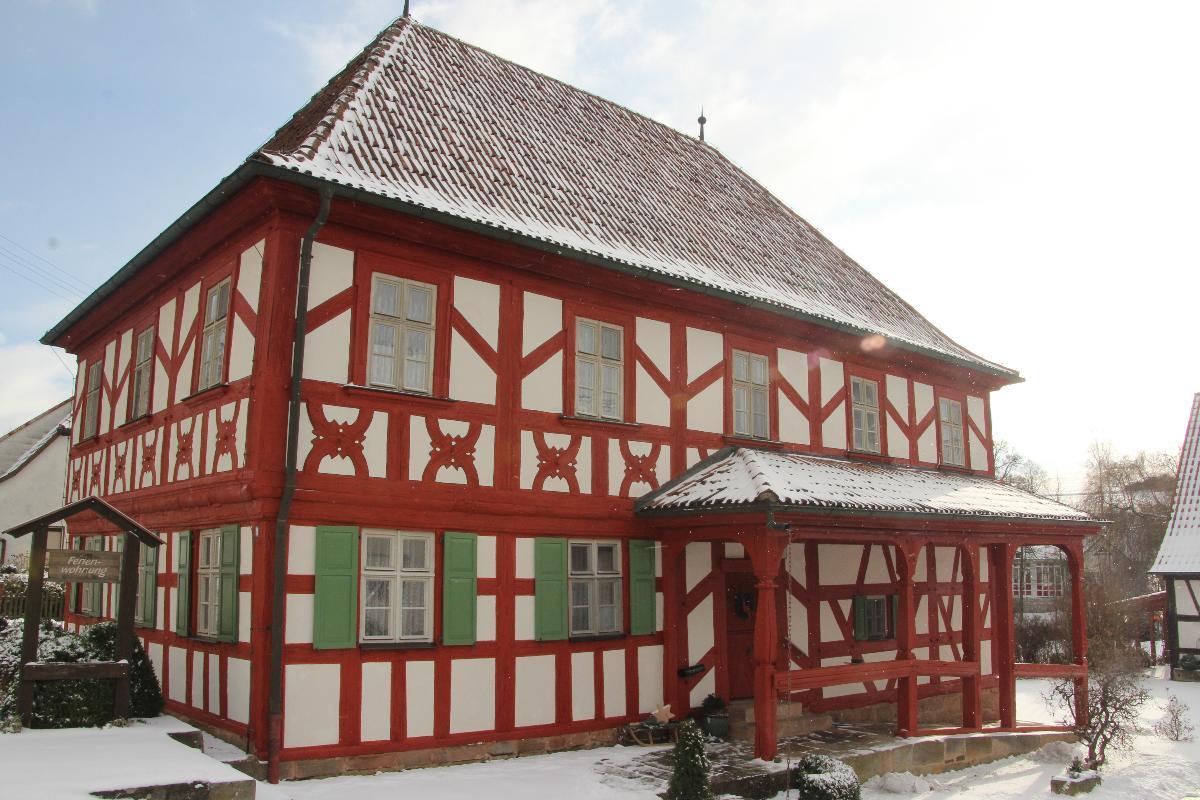 Ferienhaus Maier in Ebensfeld