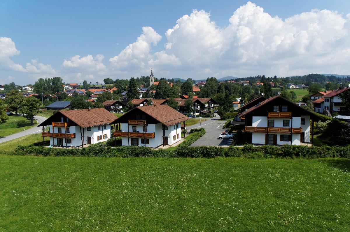 Ferienanlage am Nationalpark in Neuschönau