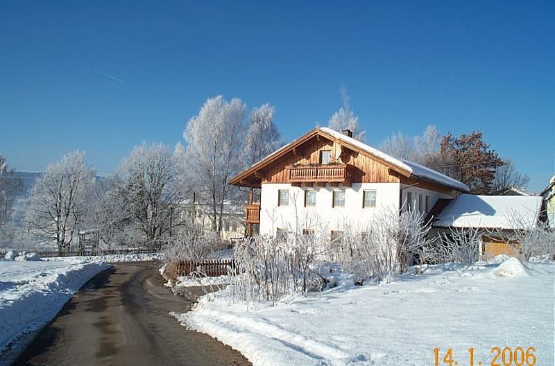 Ferienhof-Weiss in Regen