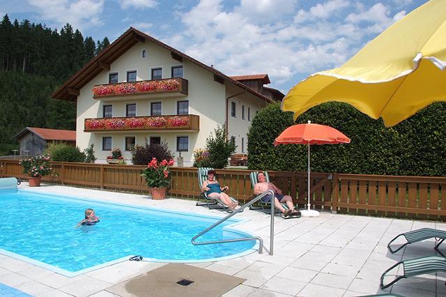 Ferienbauernhof Mehlbach in Kollnburg