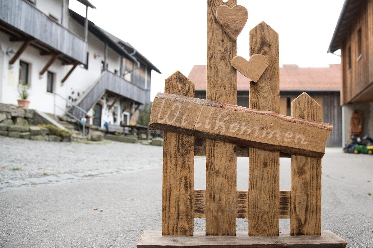 Urlaub auf dem Weberhof in Waldkirchen