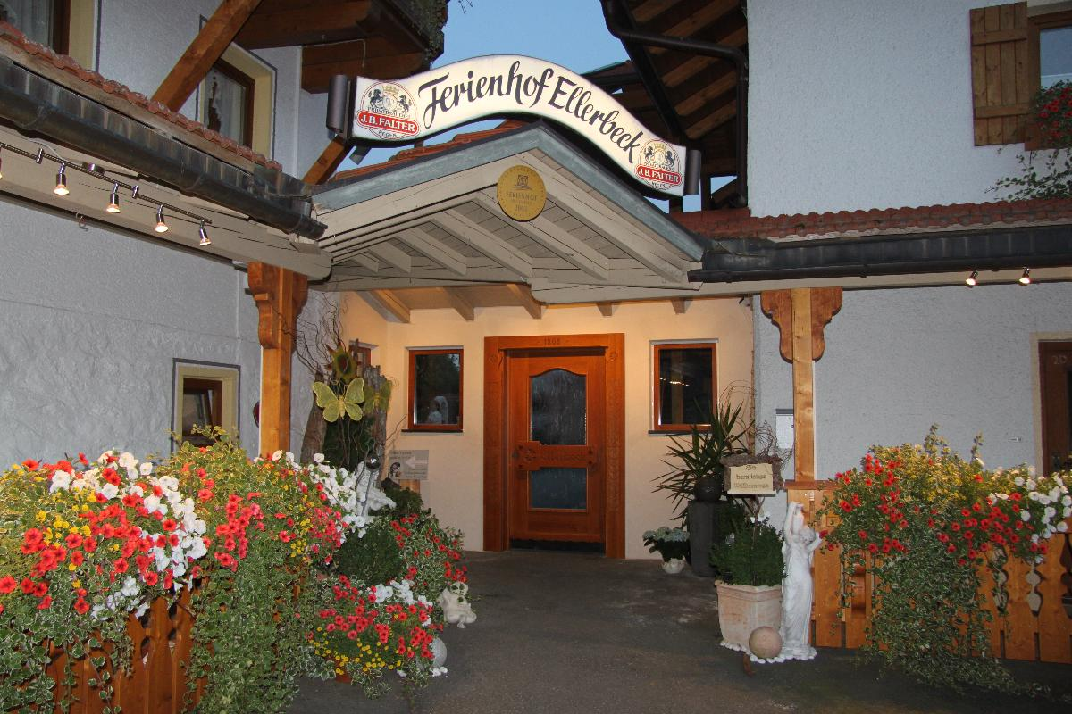 Ferienhof Ellerbeck in Langdorf