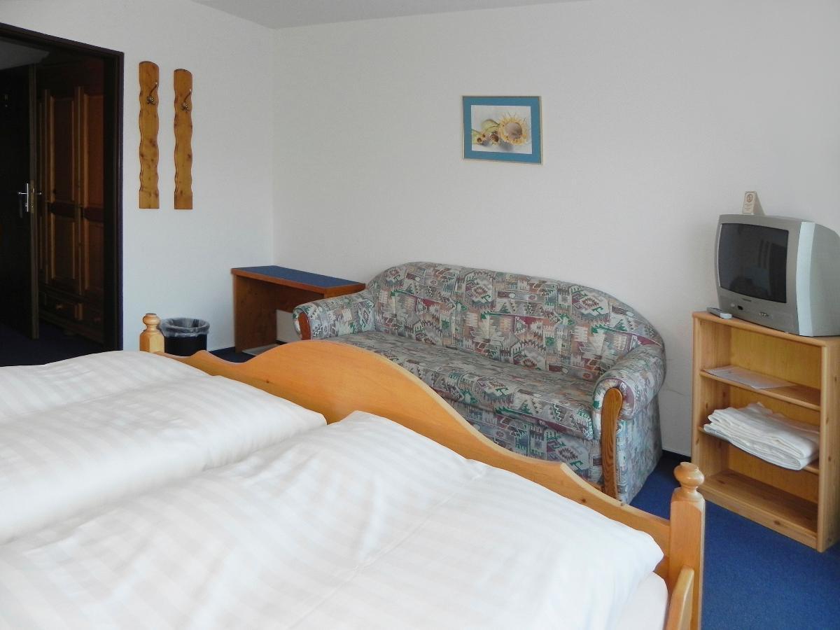 Hotel garni Rieder Eck in Drachselsried