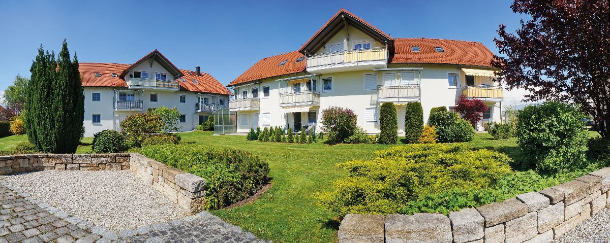 Wohnpark Inntalhof in Bad Füssing