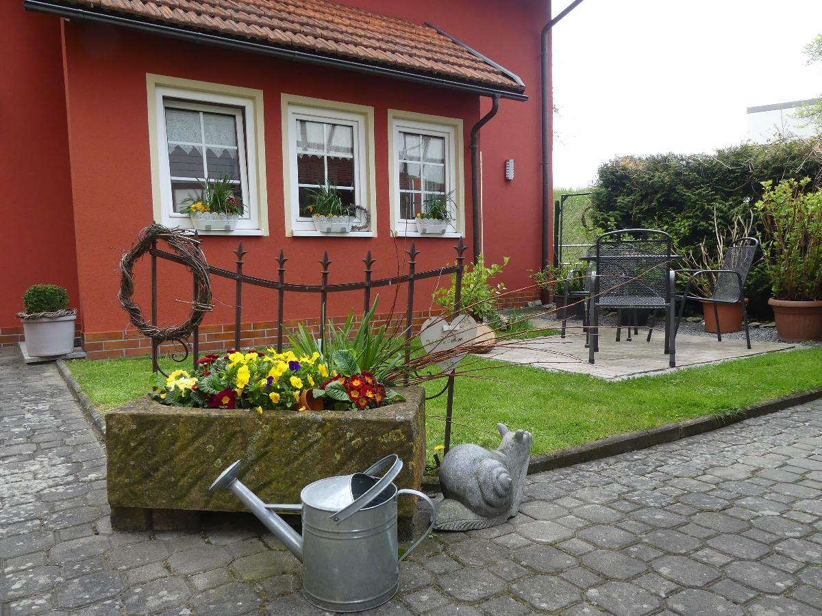 Ferienhaus Gründel in Bad Staffelstein OT Frauendorf