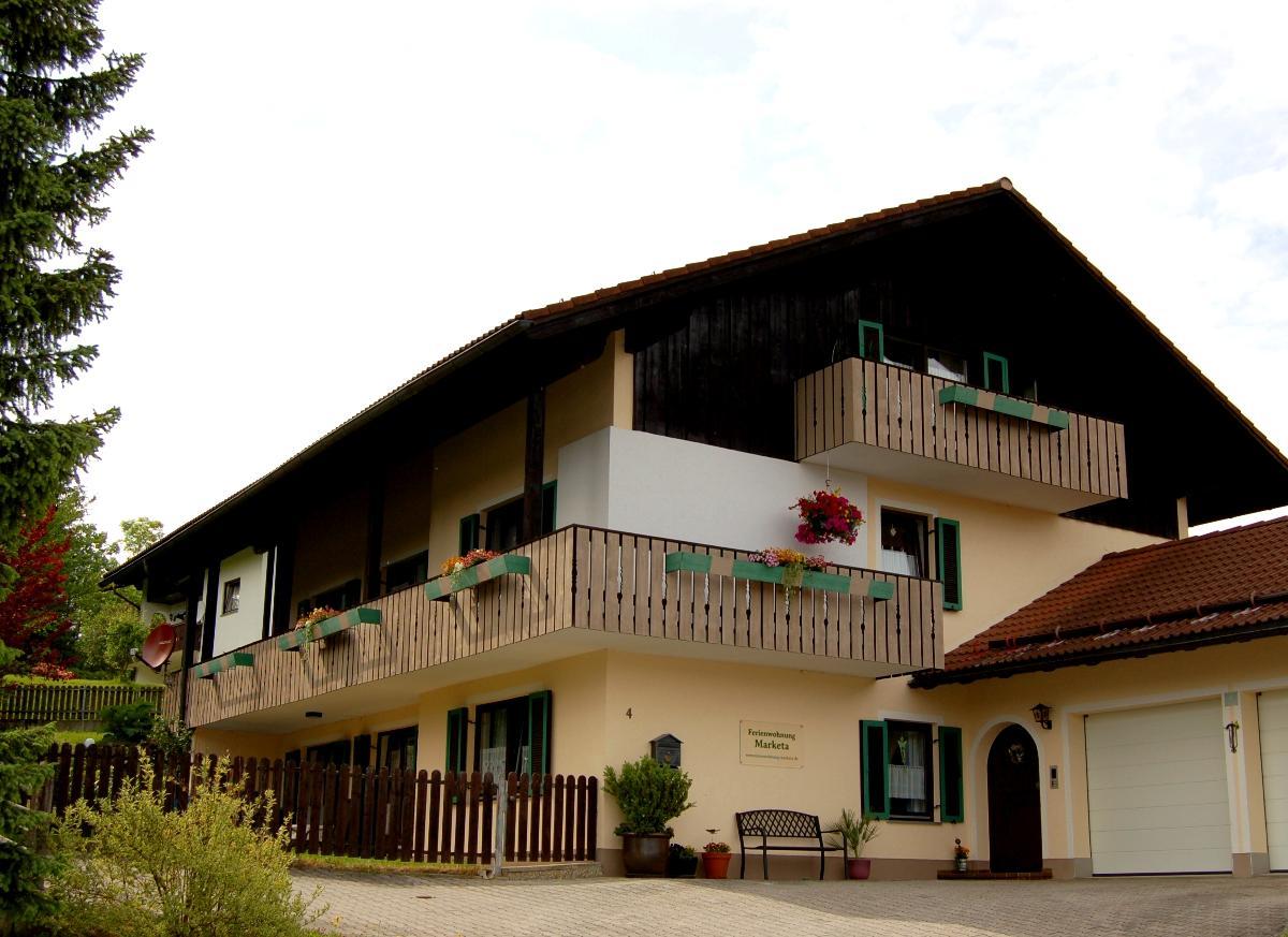 Ferienwohnung Marketa in Bayerisch Eisenstein