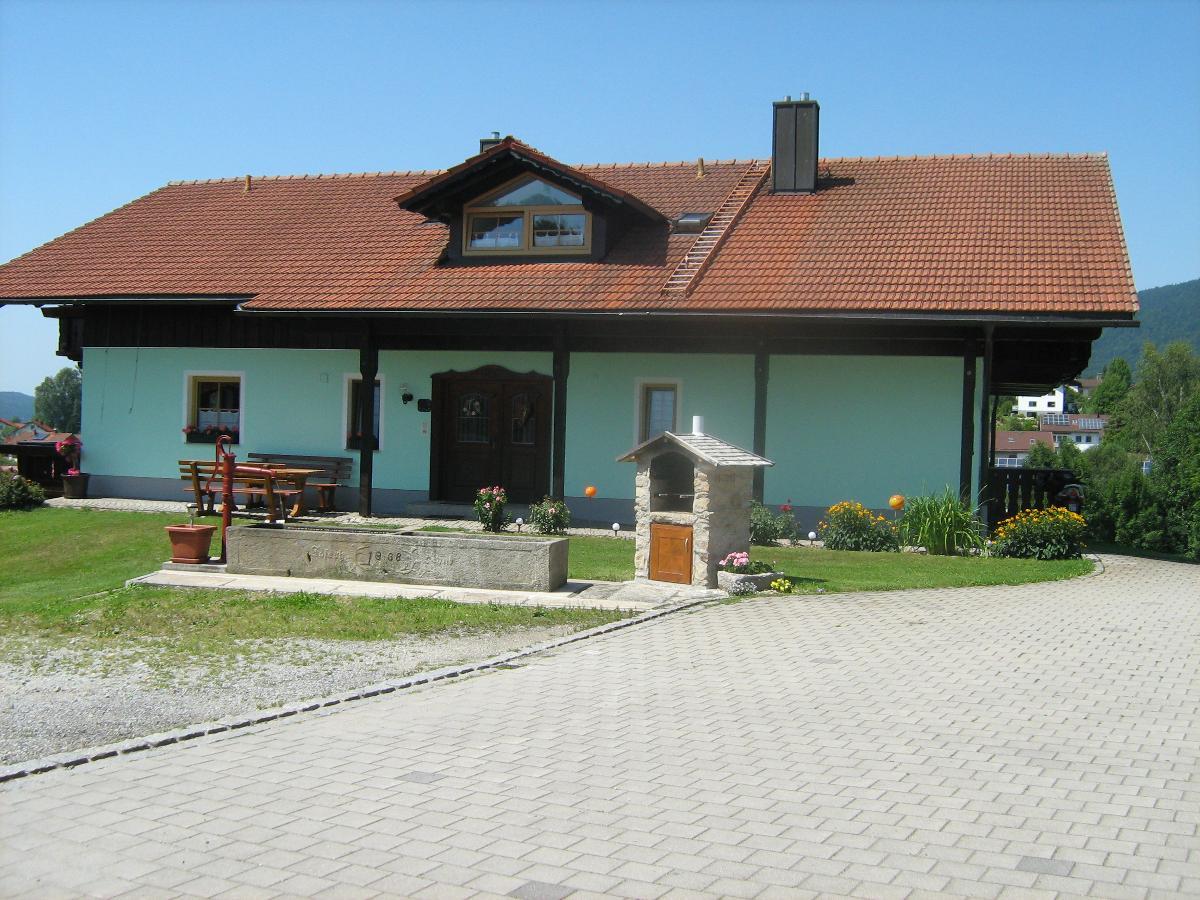 Kagerbauernhof in Arnbruck