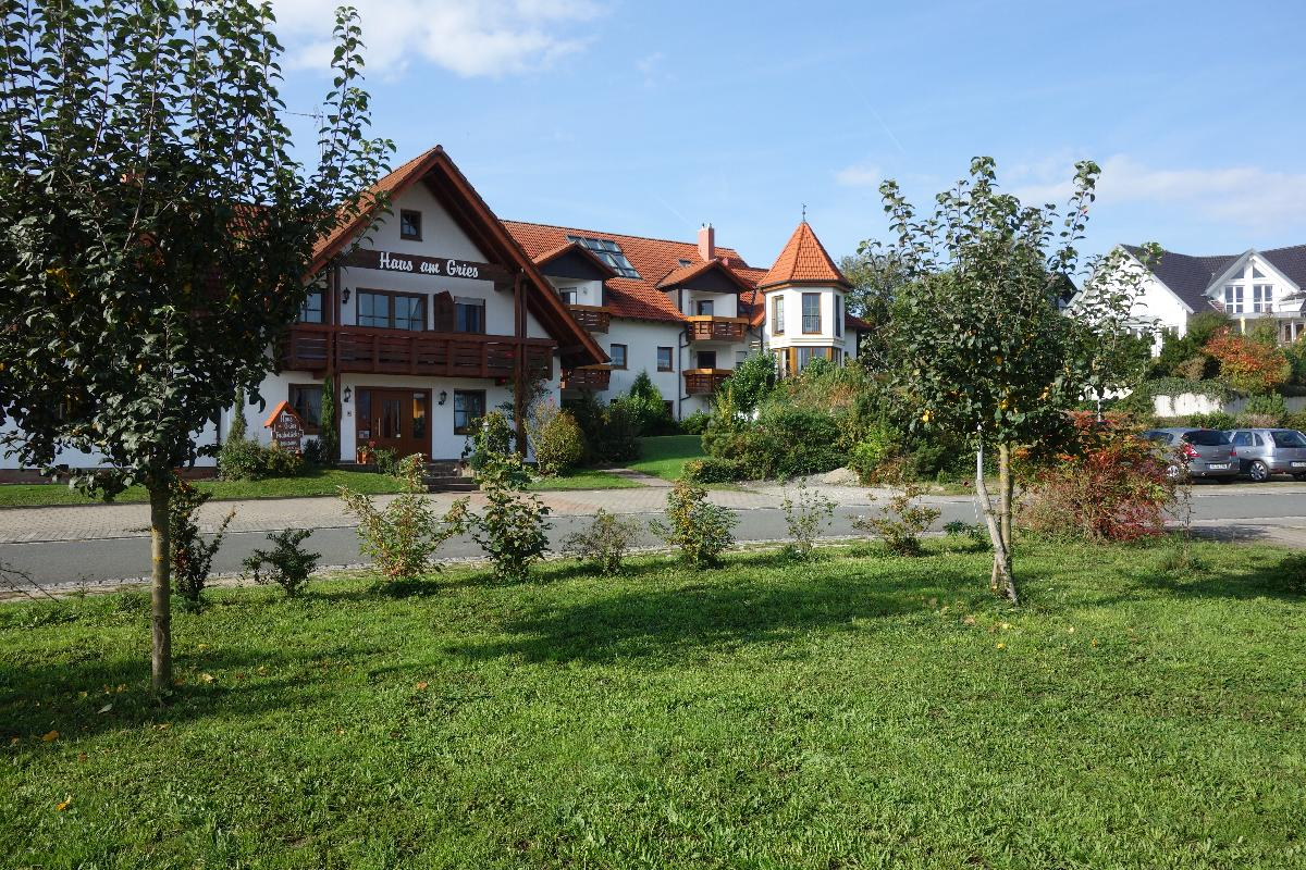 Frühstückspension Haus am Gries in Bad Staffelstein OT Unnersdorf