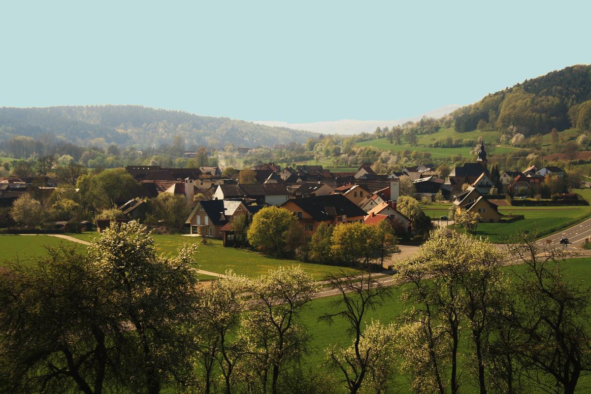 Ferienwohnung Zeck in Bad Staffelstein OT Stublang