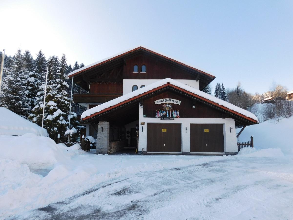 Gästehaus Falkenau (Urlaub mit Hund) in Frauenau