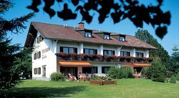 Pension & Fewos Fuchs in Mauth