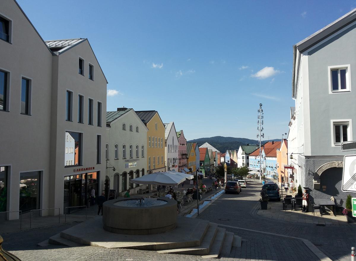 Ferienwohnung am Woid in Waldkirchen