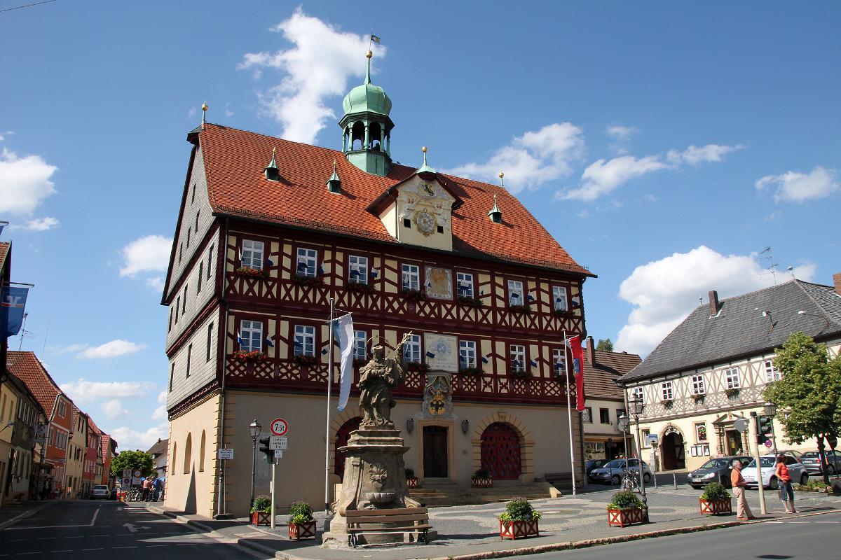 Ferienwg. Haus Staffelbergblick in Bad Staffelstein