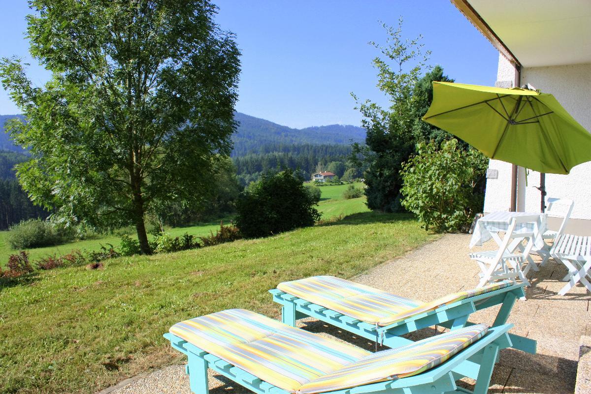 Ferienwohnungen Obermeier in Drachselsried