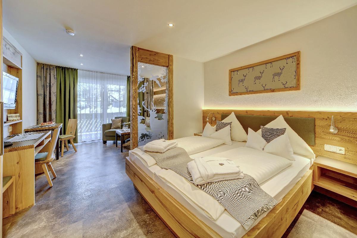 Appart-Hotel Wildererstuben in Bodenmais