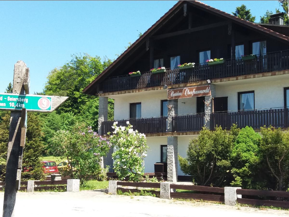 Ferienwohnungen Oberfrauenwald in Waldkirchen