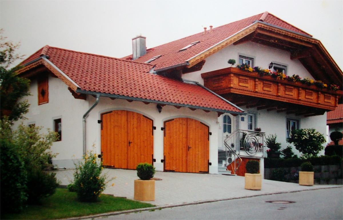 Ferienwohnungen Persigehl in Ruhmannsfelden