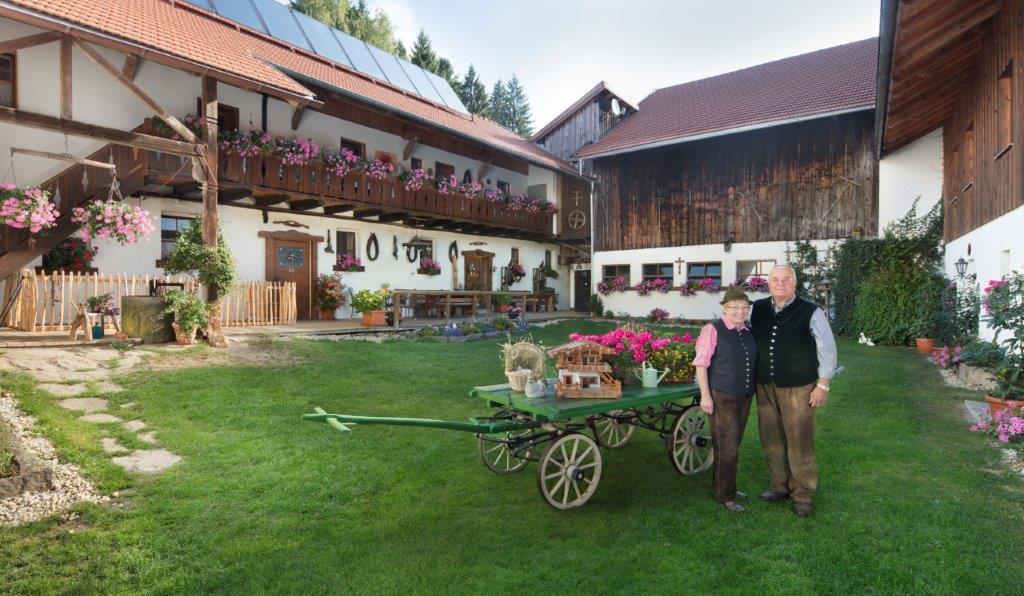 Bayerwald-Ferienhof Schmid