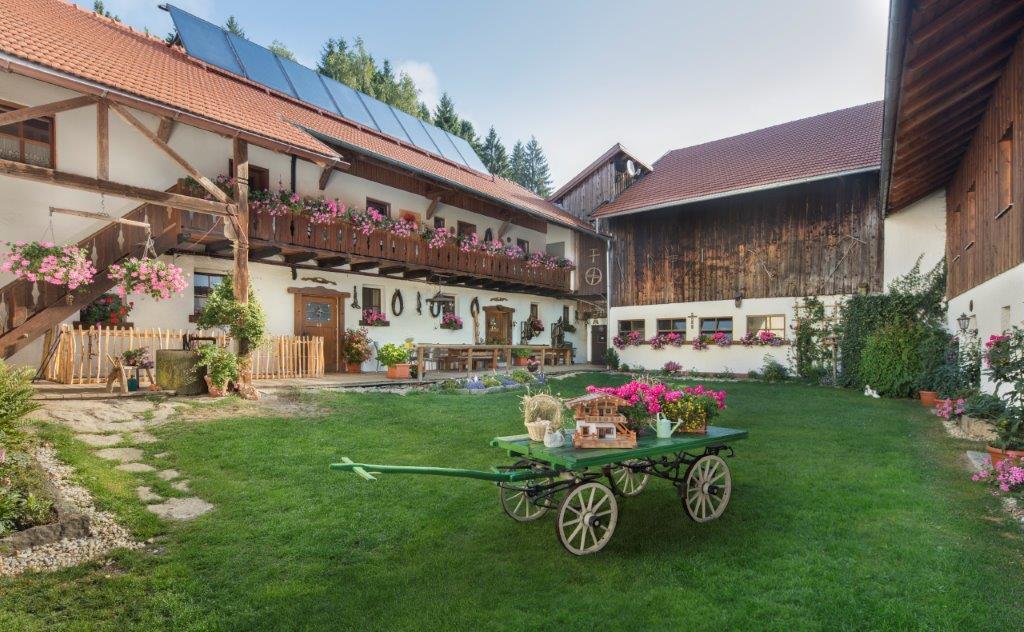 Bayerwald-Ferienhof Schmid in Eppenschlag