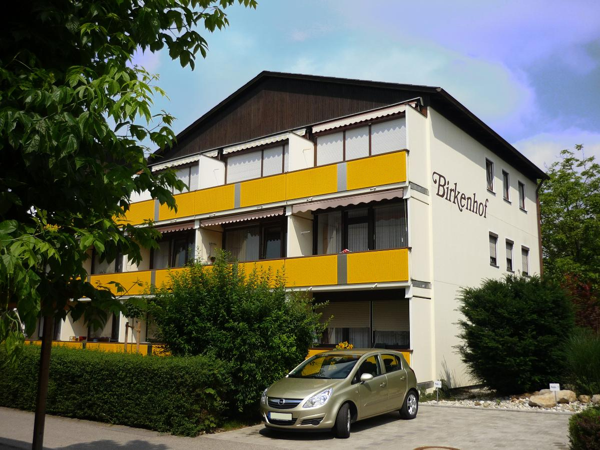 Appartementhaus Birkenhof in Bad Füssing