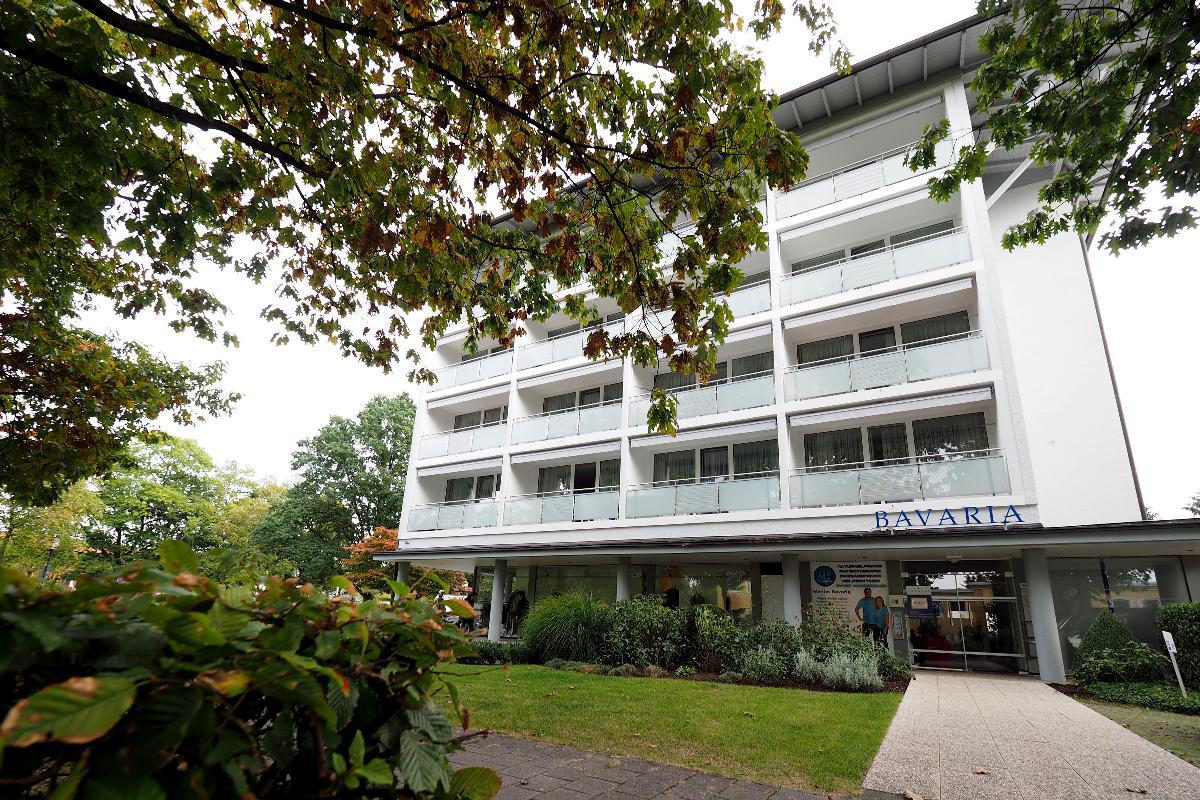 Appartementhaus Bavaria in Bad Füssing