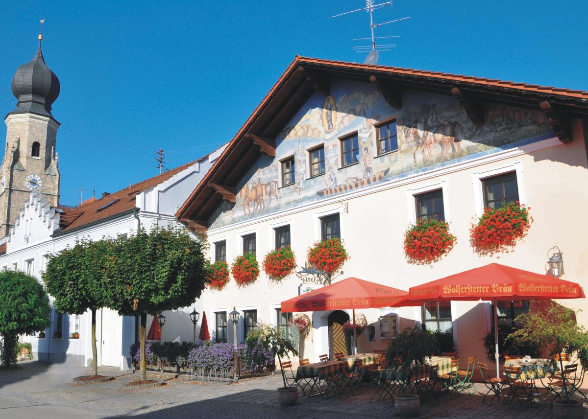 Gasthaus Glaser in Bad Füssing