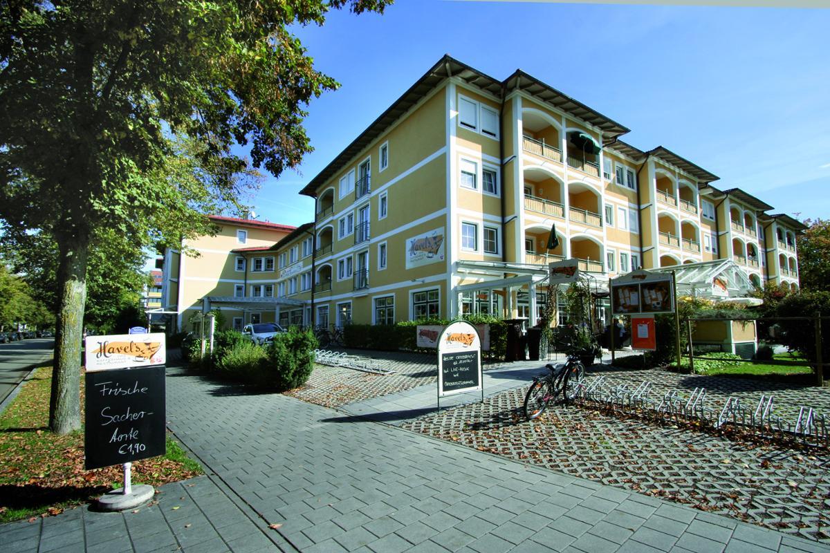 Europa Residenz / Appartementvermietung Anita Allendorf in Bad Füssing