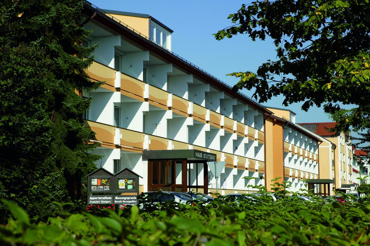 Haus Stuttgart/Frankfurt in Bad Füssing