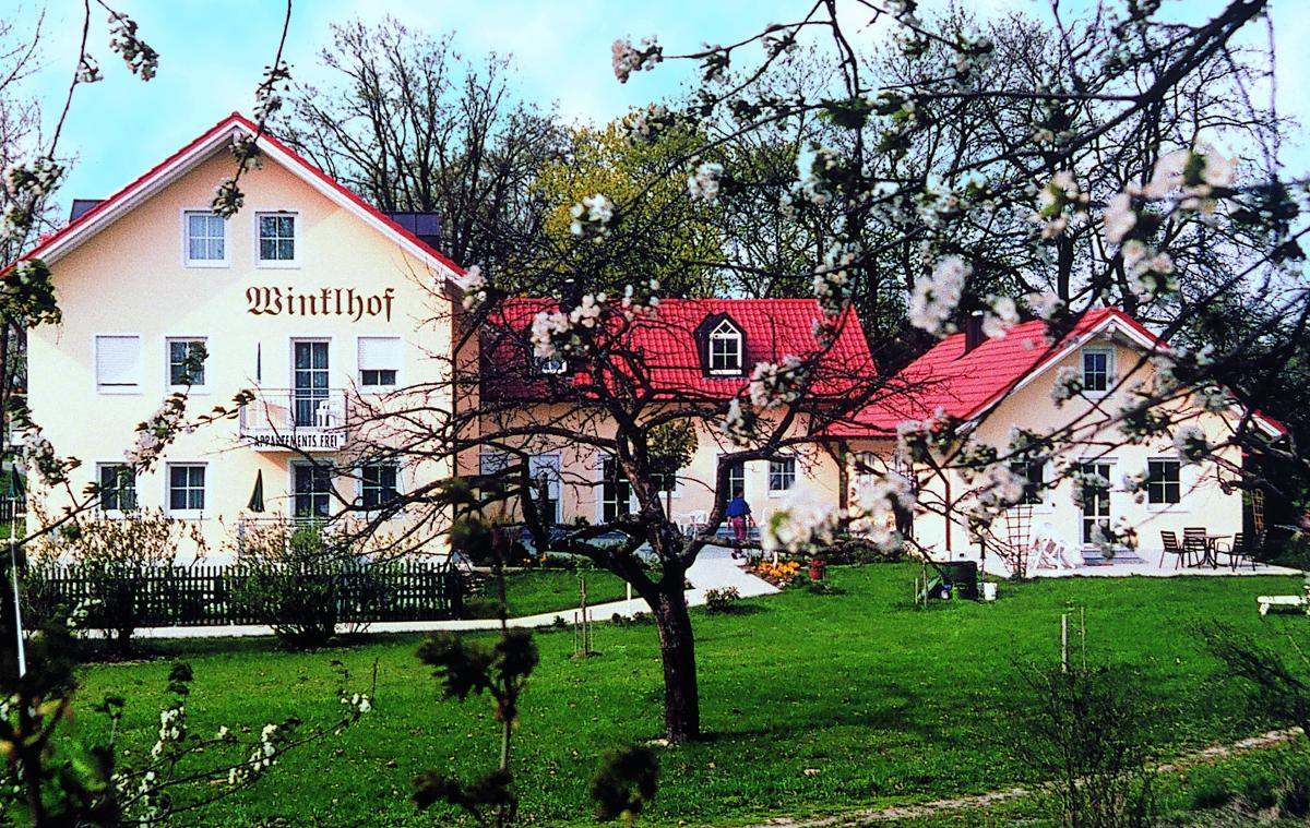 Appartementhaus Winklhof in Bad Füssing
