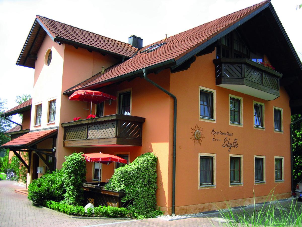 Appartementhaus Sibylle in Bad Füssing