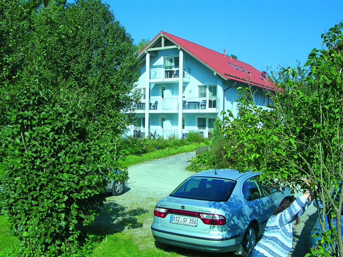 App.- Haus am Brückerl in Bad Füssing