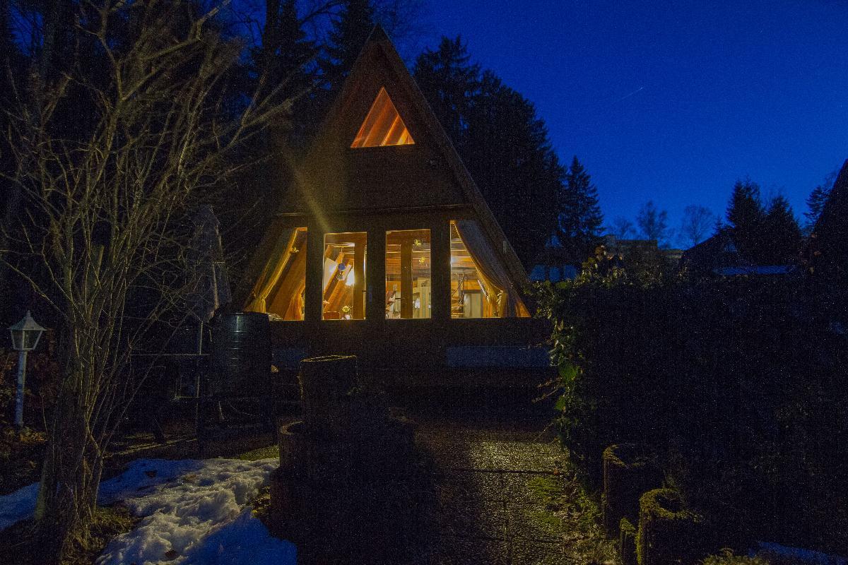 Ferienhaus Sommerland Auszeithütte in Freyung