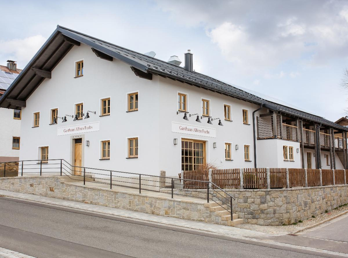 Gasthaus - Hotel FUCHS in Mauth