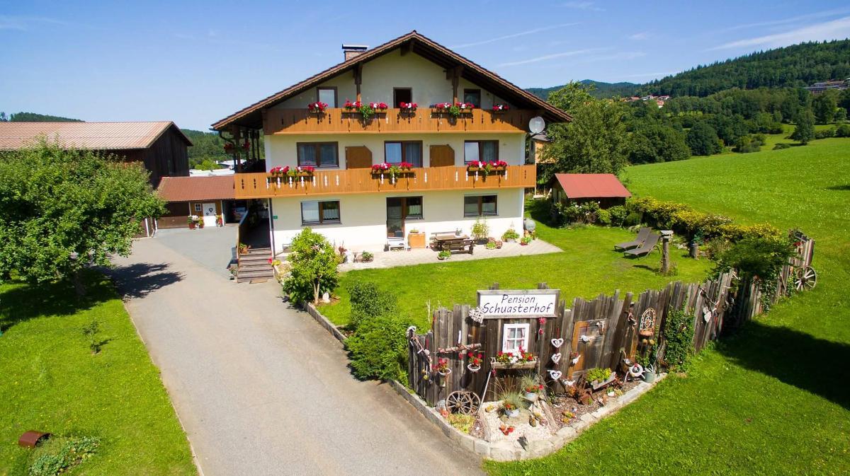 Schuasterhof in Bodenmais