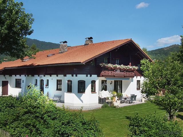 Ferienwohnungen Bernhard Fritz  in Bodenmais