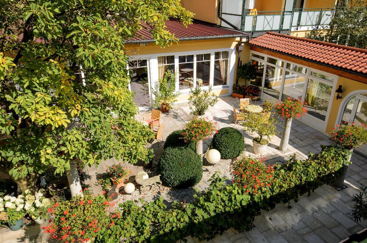 Kurhotel Zink in Bad Füssing