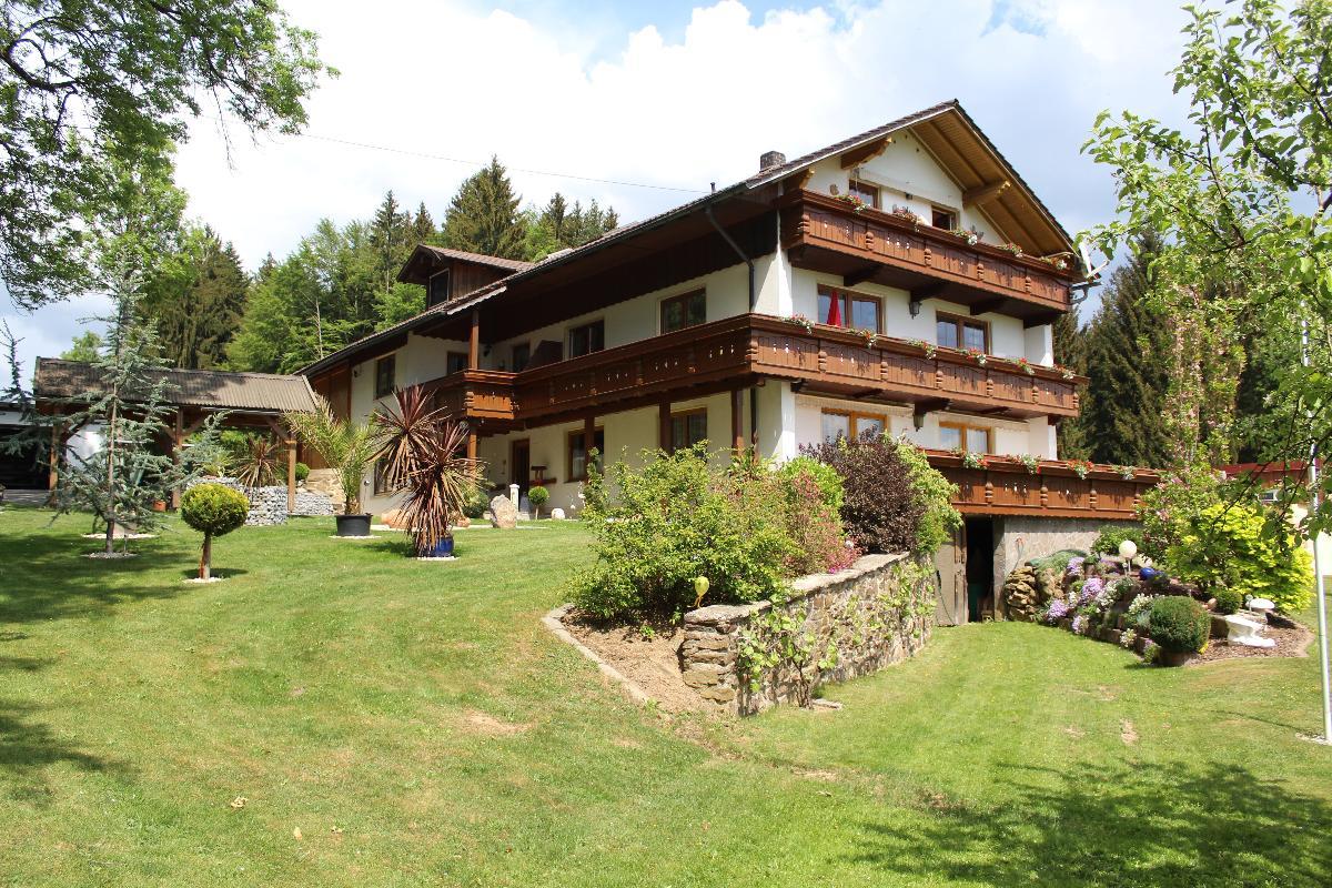 Ferienw. Scheibenzuber Armin in Neuschönau