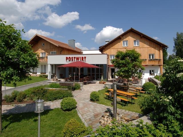 Landhotel Postwirt in Grafenau
