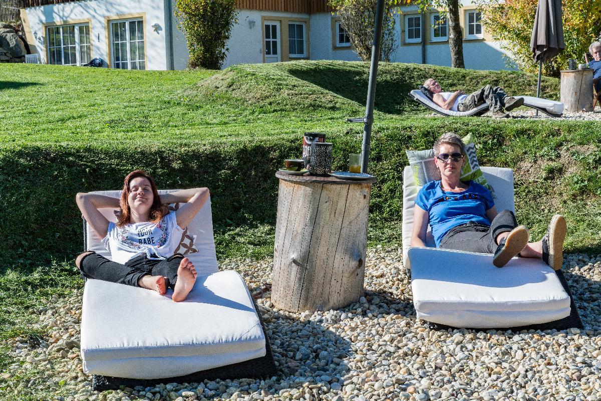 Ferienpark Schwarzholz F**** in Viechtach