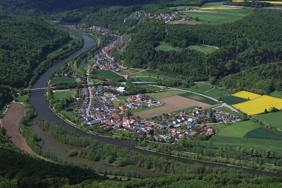 Ferienwohnung Faber in Essing