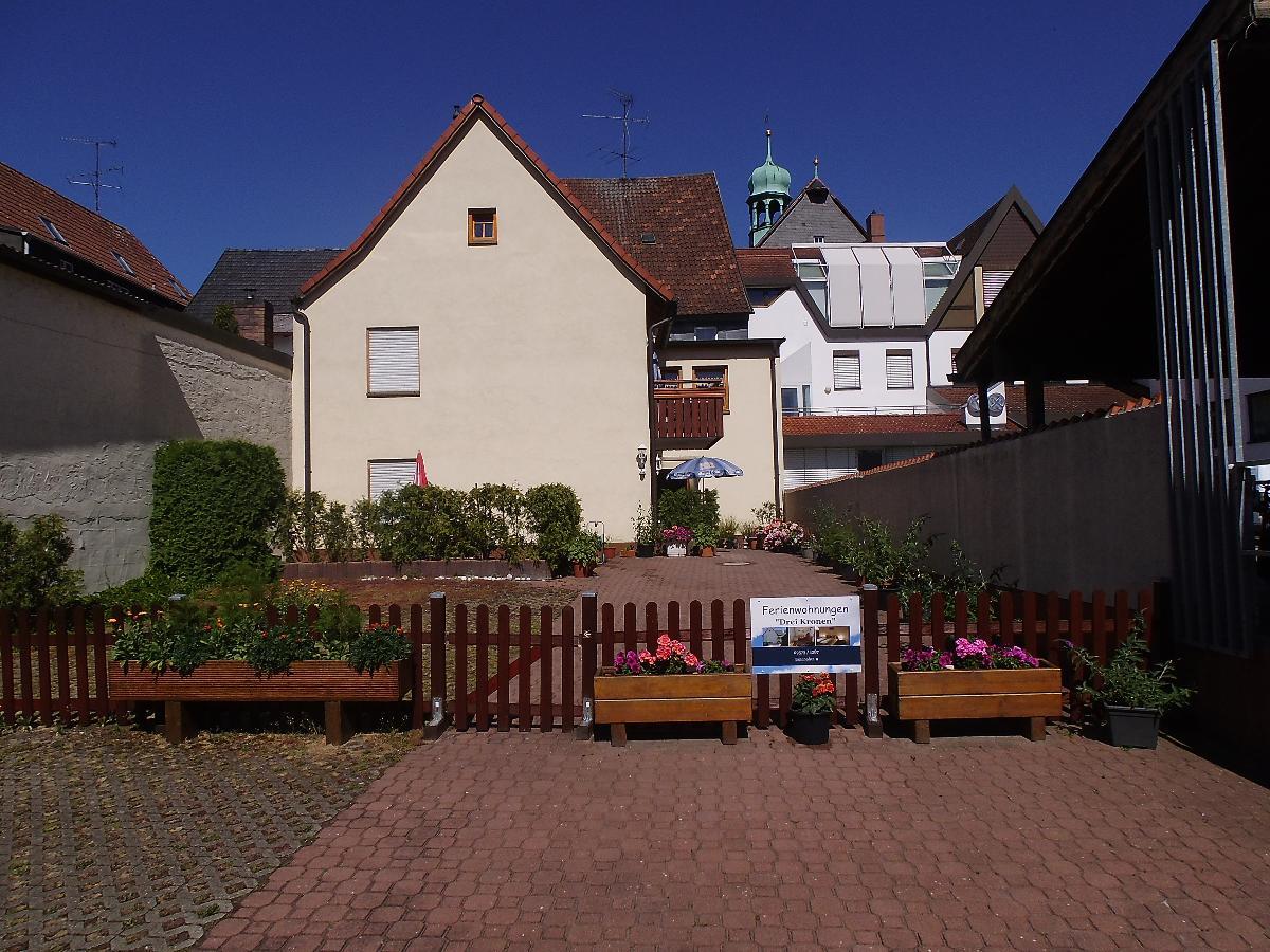 Ferienwohnungen Drei Kronen in Bad Staffelstein