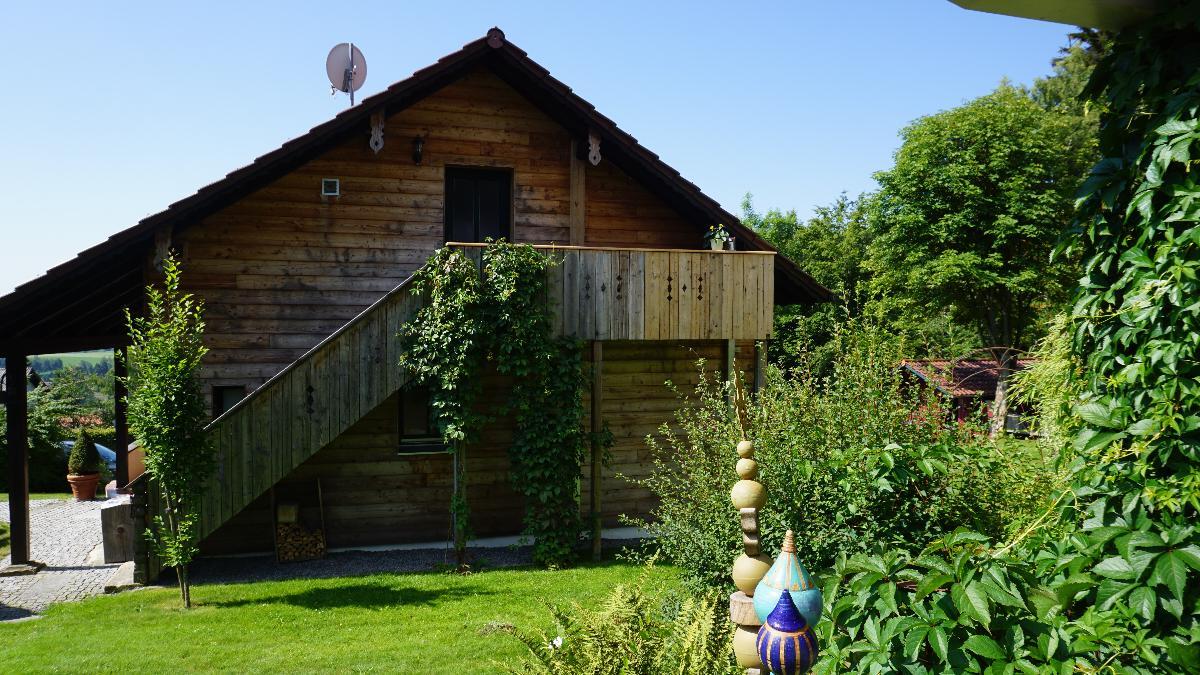 Landhaus in der Irlau in Sankt Englmar