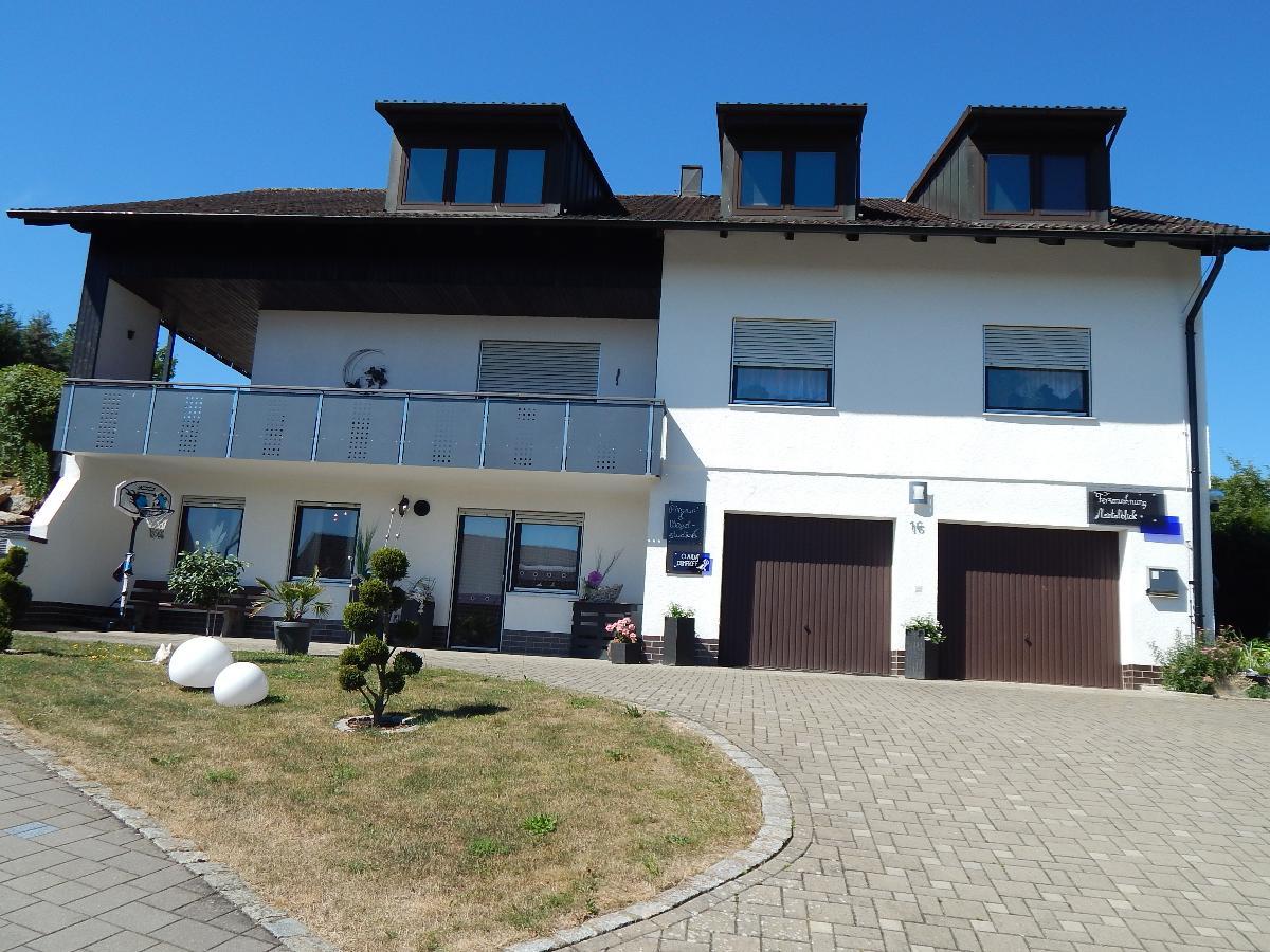 Ferienwohnung Maintalblick in Ebensfeld OT Oberbrunn